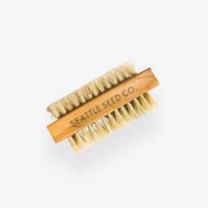 Vegetable And Nail Brush
