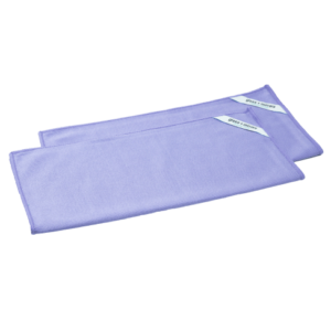 Glass + Mirrors Microfiber Cleaning Cloth