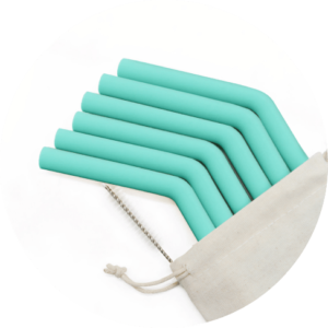 Unbreakable Silicone Straws